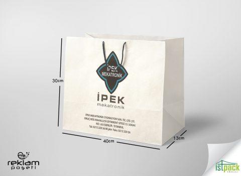 video jet için ürettiğimiz karton poşet; organizasyon,tanıtım ve fuarlarda promosyonları sergilemek için kullanılmaktadır